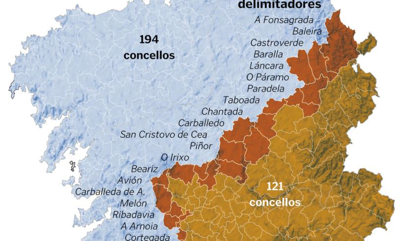 Expectación y preocupación ante el decreto que prepara la Xunta sobre repoblaciones